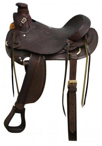 Western saddle Mat tooling